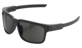 100% Type-S Sunglasses - Soft Tact Slate / Grey PeakPolar
