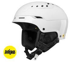 Sweet Switcher MIPS Ski Helmet - Gloss White