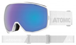Atomic Count Ski Goggles - White / Blue Stereo Photochromic