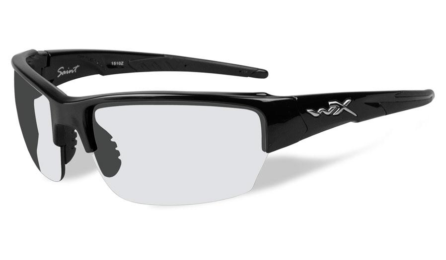 Wiley X Saint Prescription Sunglasses - Gloss Black