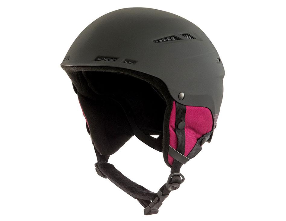 Roxy Alley Oop Ski Helmet - True Black
