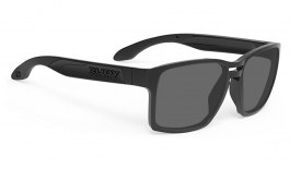 Rudy Project Spinair 57 Prescription Sunglasses - Directly Glazed - Black Gloss