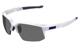 100% Speedcoupe Prescription Sunglasses - Matte White