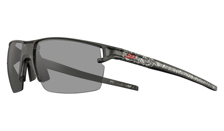 Julbo Outline Prescription Sunglasses - Directly Glazed - Translucent Black & White