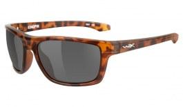 Wiley X Kingpin Prescription Sunglasses - Matte Demi Tortoise