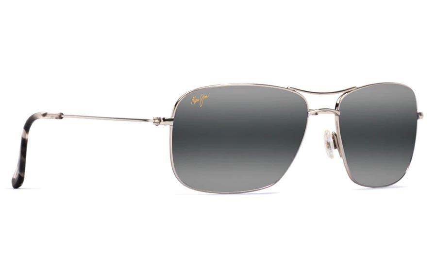 Maui Jim Wiki Wiki Prescription Sunglasses - Silver