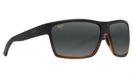 Maui Jim Alenuihaha Prescription Sunglasses - Dark Brown Stripe
