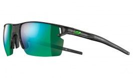 Julbo Outline Sunglasses - Grey Tortoise & Green / Spectron 3 CF Green