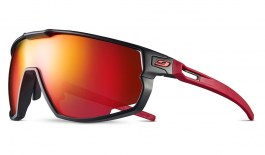 Julbo Rush Sunglasses - Black & Red / Spectron 3 CF Red