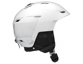 Salomon Icon LT Custom Air Ski Helmet - White