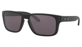 Oakley Holbrook XS Sunglasses - Matte Black / Prizm Grey