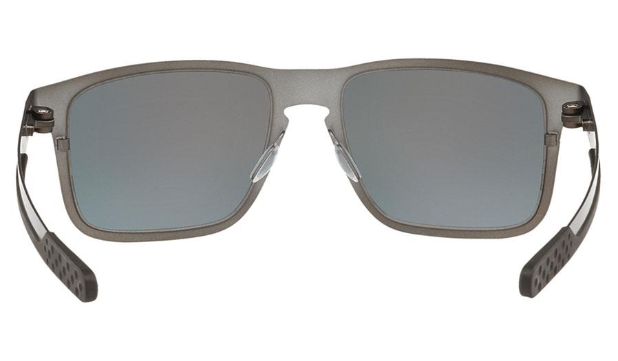 78b5d159f5 Oakley Holbrook Metal Sunglasses - Matte Gunmetal   Torch Iridium ...