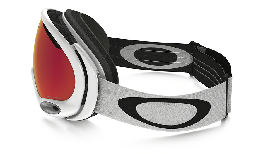 white oakley ski goggles atru  Oakley A Frame 20 Ski Goggles 1