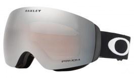 Oakley Flight Deck XM Ski Goggles - Matte Black / Prizm Black Iridium