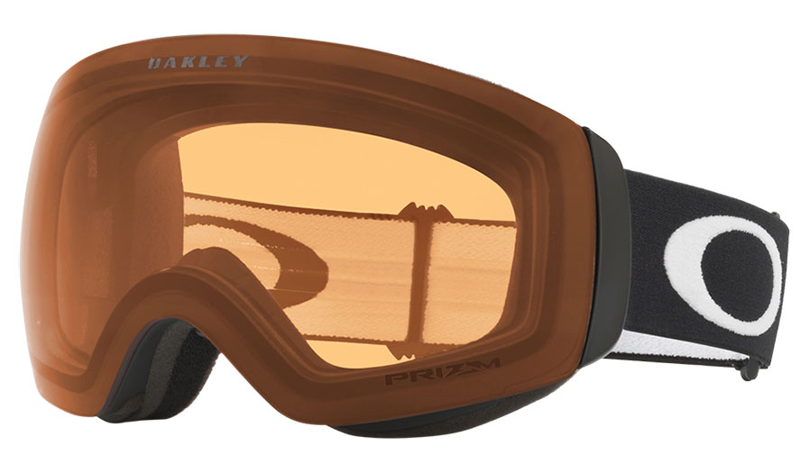 Oakley Flight Deck XM Ski Goggles - Matte Black / Prizm Persimmon