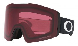 Oakley Fall Line XM Ski Goggles - Matte Black / Prizm Dark Grey