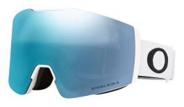Oakley Fall Line XM Ski Goggles - Matte White / Prizm Sapphire Iridium