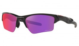 Oakley Half Jacket 2.0 XL Sunglasses - Polished Black / Prizm Road