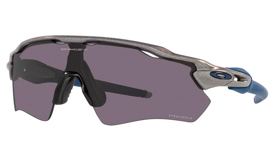 Oakley Radar EV Path Sunglasses - Odyssey Collection Holographic / Prizm Grey