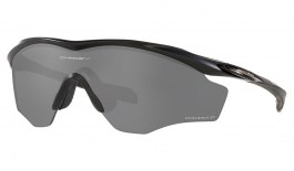 Oakley M2 Frame XL Sunglasses - Matte Black / Prizm Black Polarised