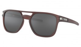 Oakley Latch Beta Sunglasses - Matte Rootbeer / Prizm Black