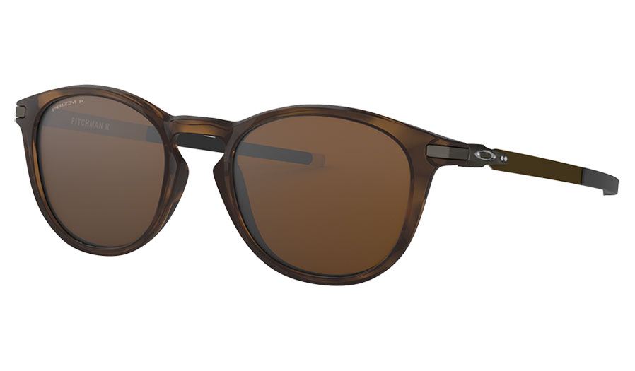 bd49b38bdc1 Oakley Pitchman R Sunglasses - Polished Brown Tortoise   Prizm ...