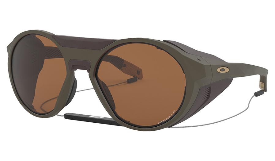 Oakley Clifden Sunglasses - Matte Olive / Prizm Tungsten Polarised