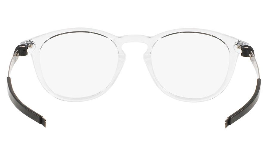 Oakley Pitchman - Clear - Everyday Prescription Lenses - RxSport 07b66dab79e