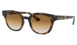 Ray-Ban RB4324 Sunglasses - Havana / Brown Gradient