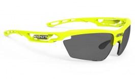 Rudy Project Fotonyk Prescription Sunglasses - ImpactRX Directly Glazed - Yellow Fluo Gloss