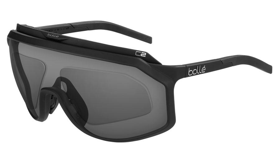 Bolle Chronoshield Prescription Sunglasses - Matte Black
