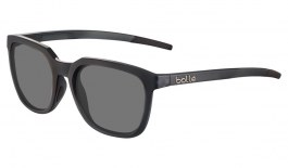 Bolle Talent Prescription Sunglasses - Matte Crystal Black