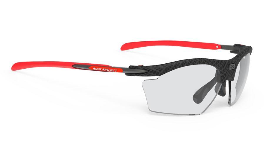Rudy Project Rydon Slim Prescription Sunglasses - ImpactRX Directly Glazed - Carbonium