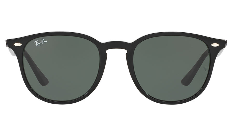 2d4a936819 Ray-Ban RB4259 Sunglasses - Black   Green Classic - Ray-Ban ...