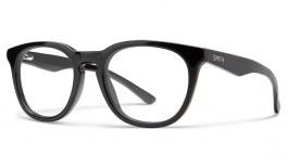 Smith Revelry Glasses - Gloss Black - Essilor Lenses