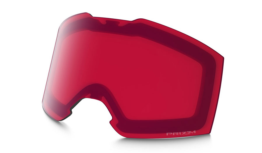 955c0b1f671 Oakley Fall Line Ski Goggles Replacement Lens Kit - Prizm Rose - RxSport