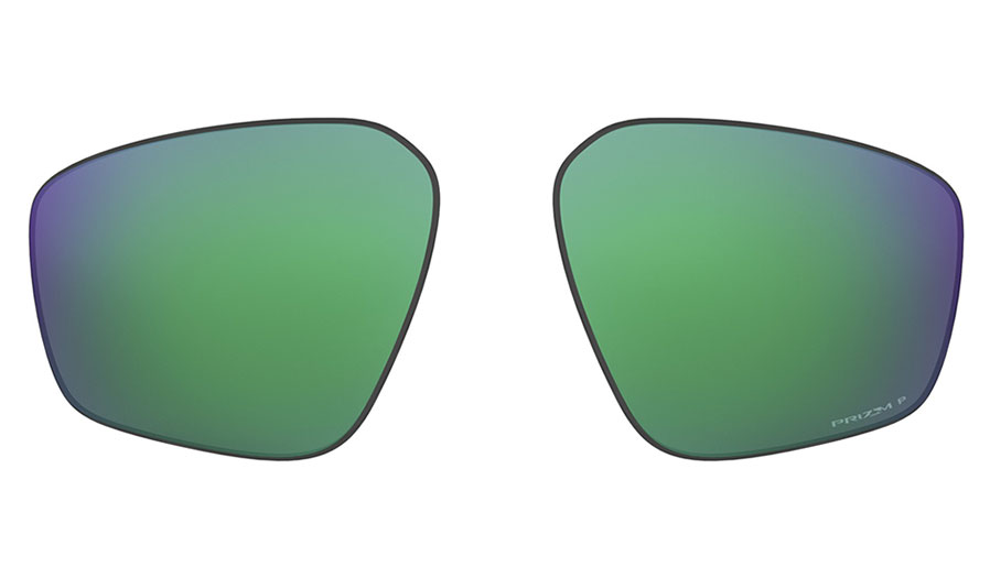Oakley Field Jacket Replacement Lens Kit - Prizm Jade Polarised