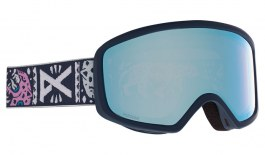 Anon Deringer MFI Ski Goggles - Noom / Perceive Variable Blue + Amber