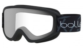 Bolle Freeze Ski Goggles - Matte Black / Clear