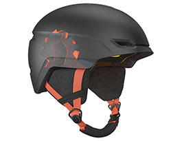 Scott Keeper 2 Plus MIPS Junior Ski Helmet - Black