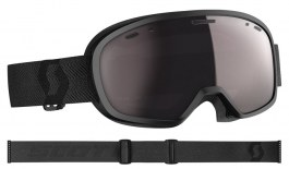 Scott Muse Pro Ski Goggles - Black / Enhancer Silver Chrome