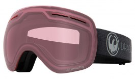 Dragon X1S Prescription Ski Goggles - Echo / Lumalens Light Rose Photochromic
