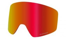 Dragon PXV Ski Goggles Lens - Lumalens Red Ion