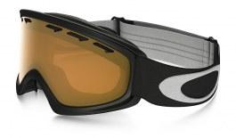 Oakley O Frame 2.0 XS Ski Goggles - Matte Black / Persimmon