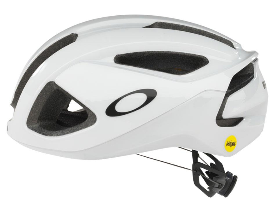 f42c7a8e78 Oakley ARO 3 Road Bike Helmet - Polished White - RxSport