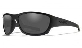 Wiley X Climb Sunglasses - Matte Black / Smoke Grey