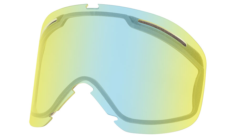 Oakley O Frame 2.0 Pro XL Ski Goggles Replacement Lens Kit - HI Yellow Iridium