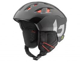 Bolle Ryft Evo MIPS Ski Helmet - Shiny Black