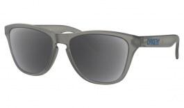 Oakley Frogskins XS Prescription Sunglasses - Matte Grey Ink