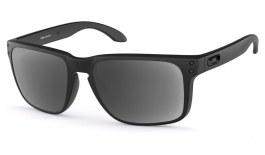 Oakley Holbrook XL Prescription Sunglasses - Matte Black (Gunmetal Icon)